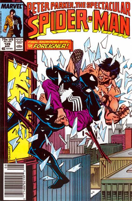 The Spectacular Spider-Man (1976) no. 129 - Used