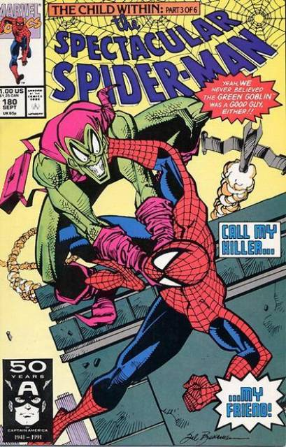The Spectacular Spider-Man (1976) no. 180 - Used
