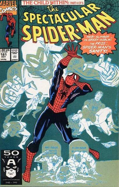 The Spectacular Spider-Man (1976) no. 181 - Used