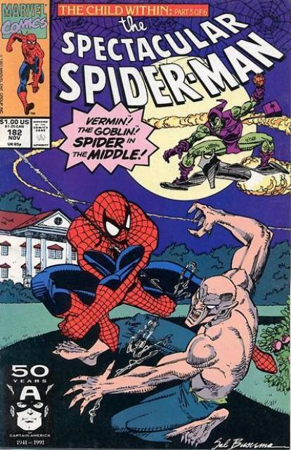 The Spectacular Spider-Man (1976) no. 182 - Used