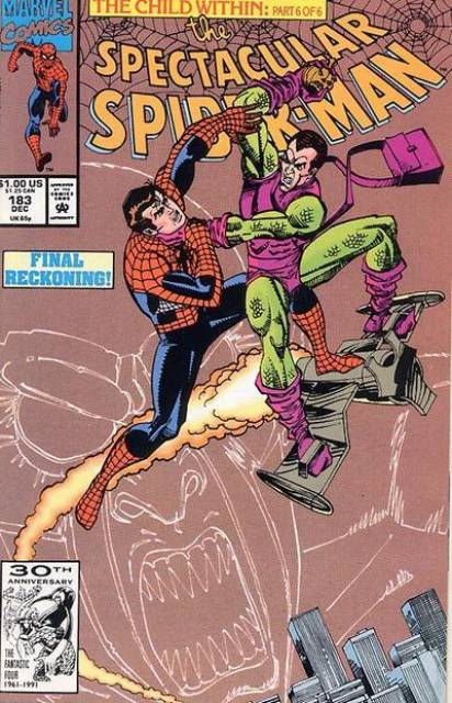 The Spectacular Spider-Man (1976) no. 183 - Used
