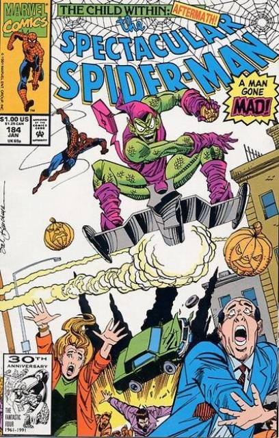 The Spectacular Spider-Man (1976) no. 184 - Used
