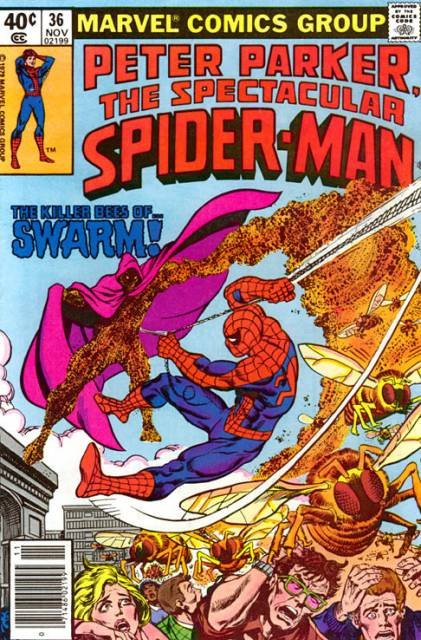 The Spectacular Spider-Man (1976) no. 36 - Used