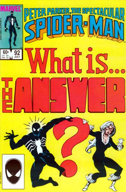 The Spectacular Spider-Man (1976) no. 92 - Used