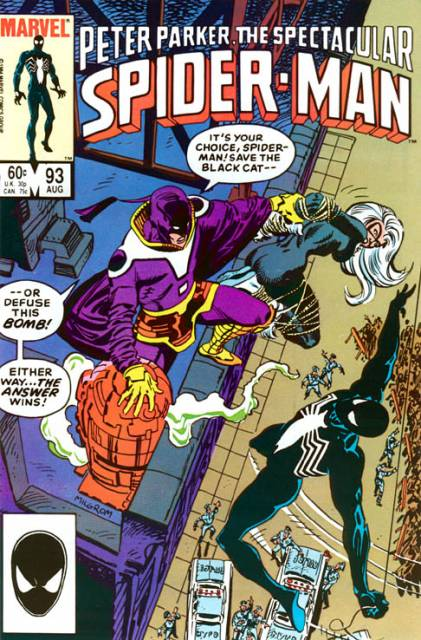 The Spectacular Spider-Man (1976) no. 93 - Used