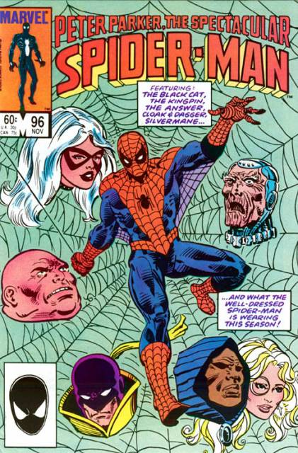The Spectacular Spider-Man (1976) no. 96 - Used
