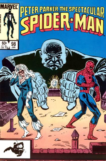 The Spectacular Spider-Man (1976) no. 98 - Used