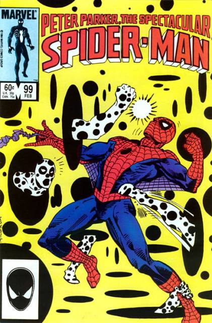 The Spectacular Spider-Man (1976) no. 99 - Used