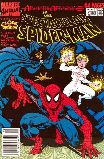 The Spectacular Spider-Man (1976) Annual no. 9 - Used