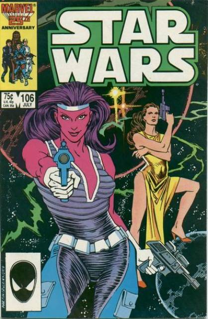 Star Wars (1977) no. 106 - Used