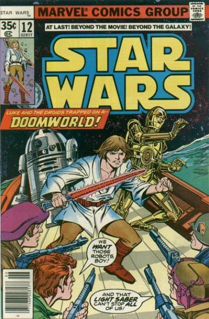 Star Wars (1977) no. 12 - Used