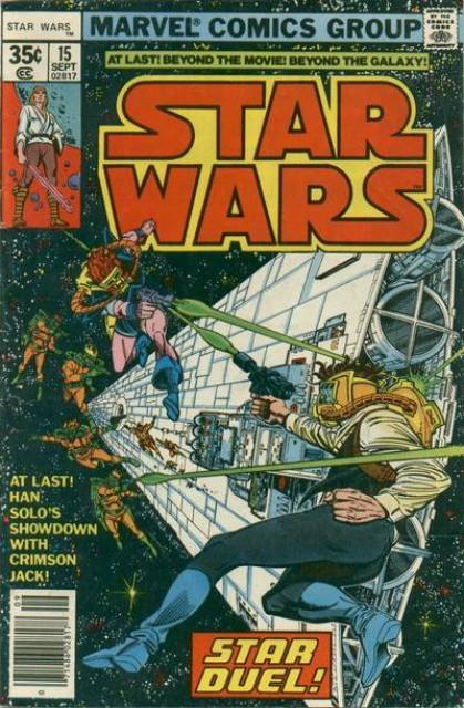 Star Wars (1977) no. 15 - Used