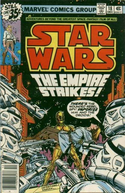Star Wars (1977) no. 18 - Used