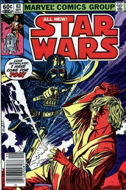 Star Wars (1977) no. 63 - Used