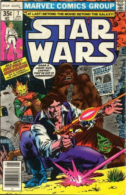 Star Wars (1977) no. 7 - Used