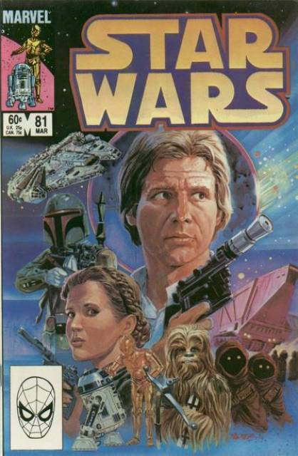 Star Wars (1977) no. 81 - Used