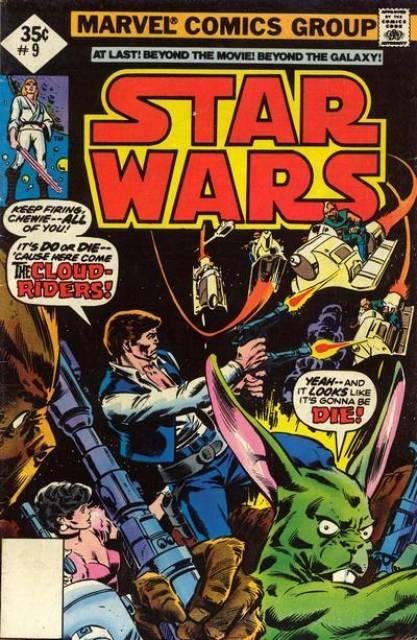 Star Wars (1977) no. 9 - Used