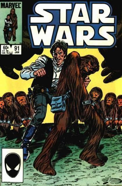 Star Wars (1977) no. 91 - Used