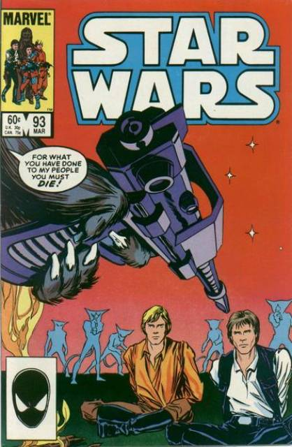 Star Wars (1977) no. 93 - Used