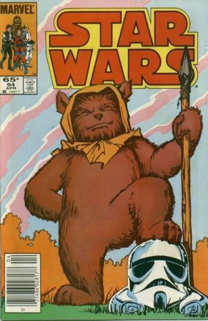 Star Wars (1977) no. 94 - Used