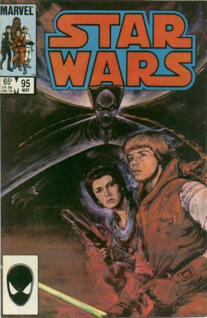 Star Wars (1977) no. 95 - Used