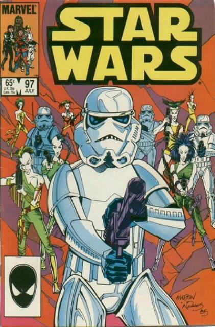 Star Wars (1977) no. 97 - Used