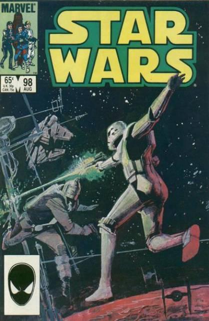 Star Wars (1977) no. 98 - Used