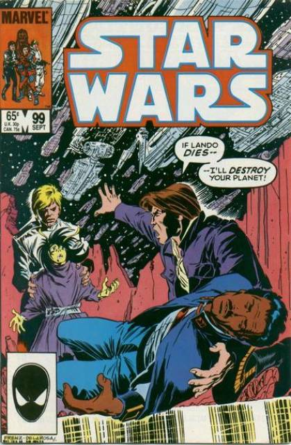 Star Wars (1977) no. 99 - Used