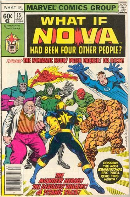 What If? (1977) no. 15 - Used