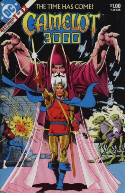 Camelot 3000 (1982) Complete Bundle - Used
