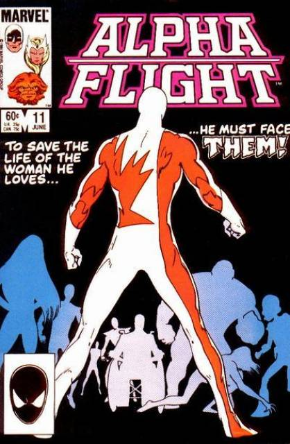Alpha Flight (1983) no. 11 - Used
