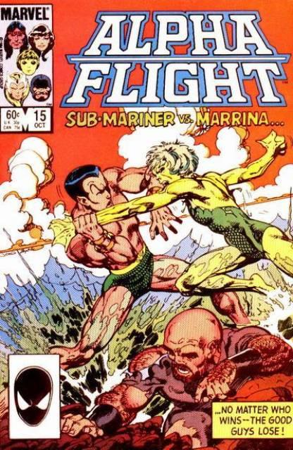 Alpha Flight (1983) no. 15 - Used