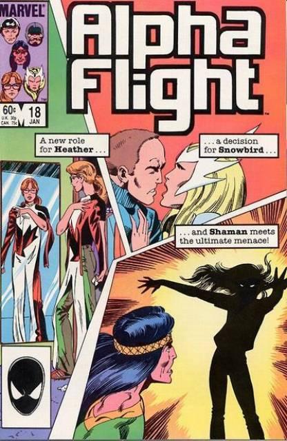 Alpha Flight (1983) no. 18 - Used
