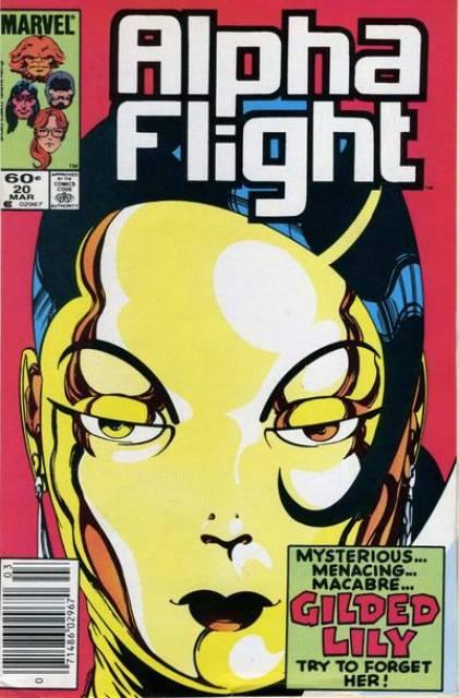 Alpha Flight (1983) no. 20 - Used