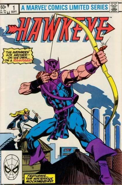 Hawkeye (1983) Complete Bundle - Used