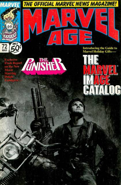 Marvel Age (1983) no. 72 - Used