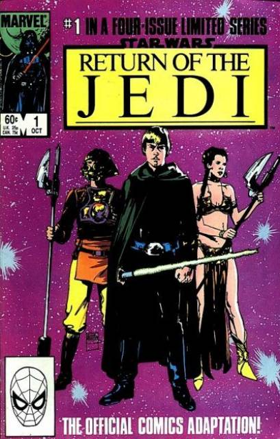 Star Wars: Return of the Jedi (1983) Complete Bundle - Used