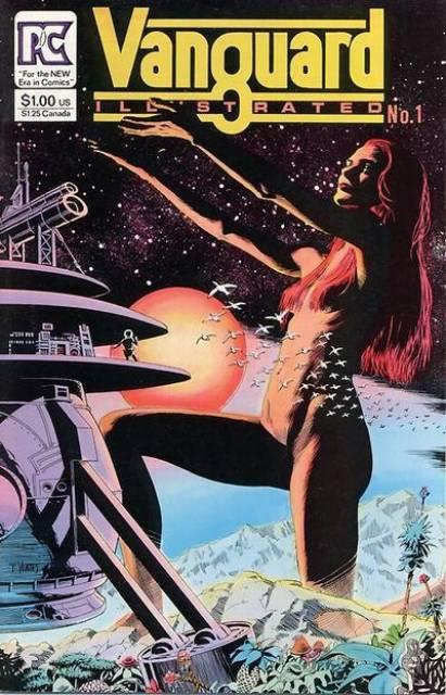 Vanguard Illustrated (1983) Complete Bundle - Used