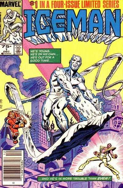 Iceman (1984) Complete Bundle - Used