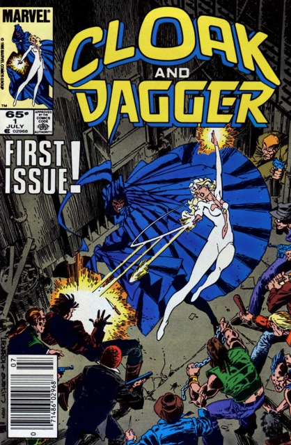 Cloak and Dagger (1985) Complete Bundle - Used