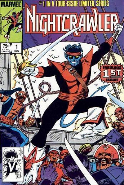 Nightcrawler (1985) Complete Bundle - Used
