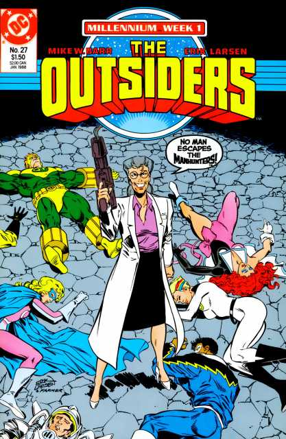 The Outsiders (1985) no. 27 - Used