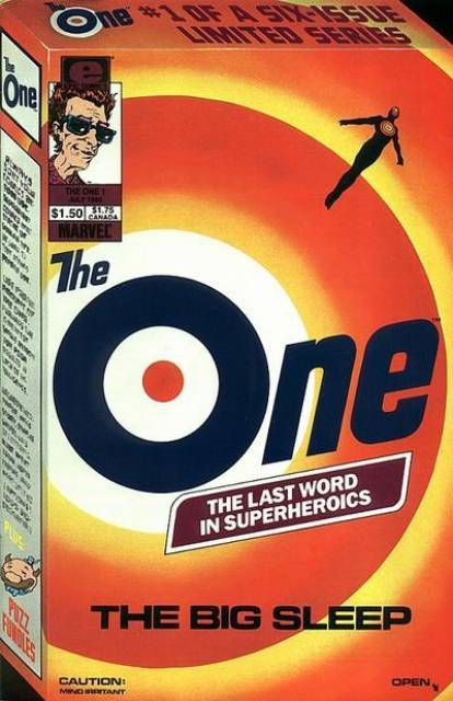 The One (1985) Complete Bundle - Used