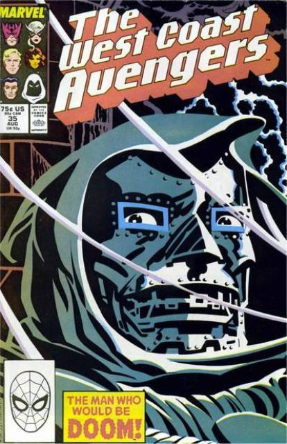 West Coast Avengers (1985) no. 35 - Used