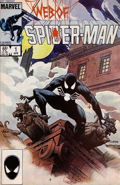 Web of Spider-Man (1985) no. 1 - Used