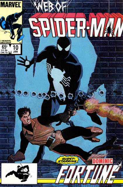 Web of Spider-Man (1985) no. 10 - Used