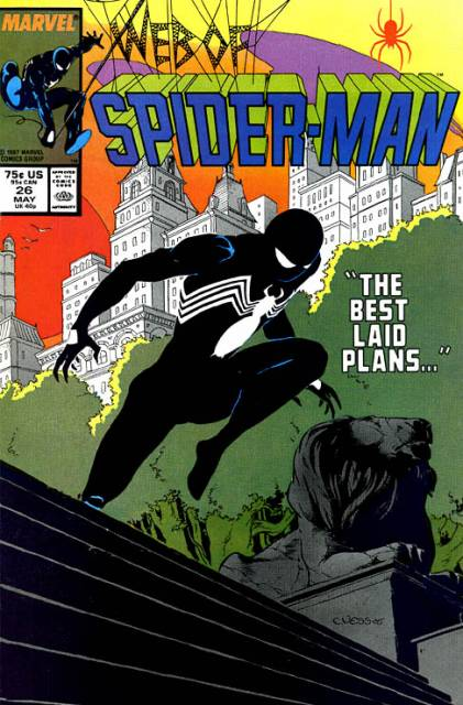 Web of Spider-Man (1985) no. 26 - Used