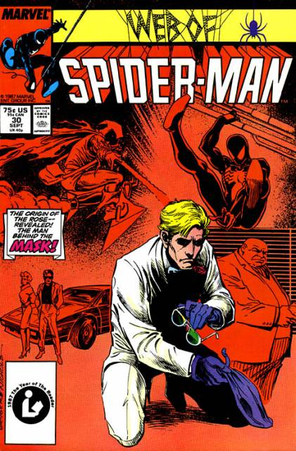 Web of Spider-Man (1985) no. 30 - Used