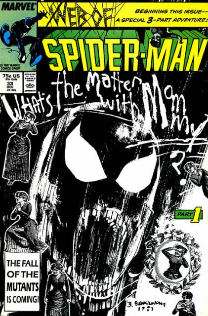 Web of Spider-Man (1985) no. 33 - Used