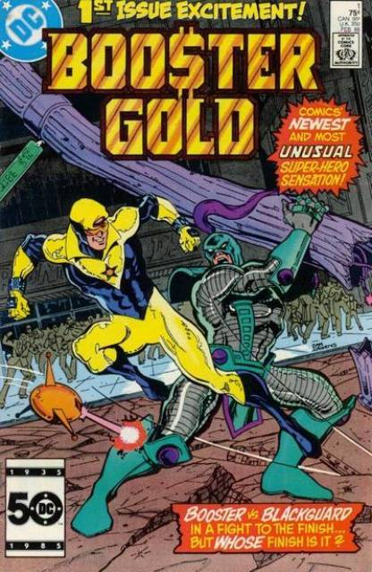Booster Gold (1986) no. 1 - Used
